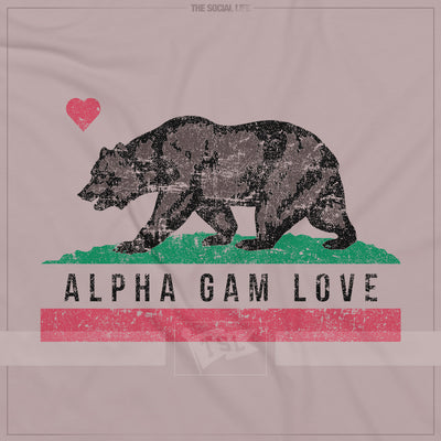 California Bear Love