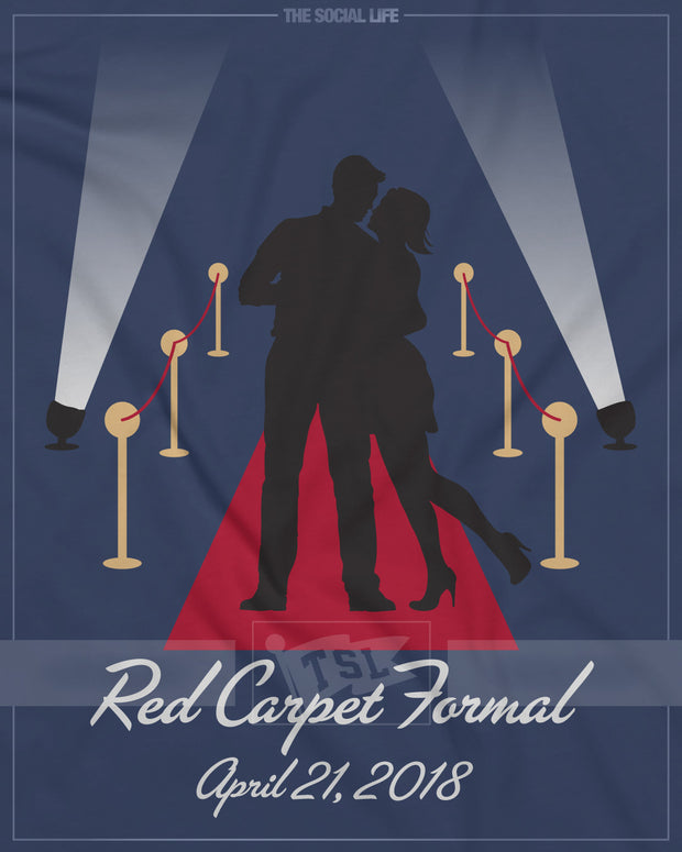Red Carpet Formal