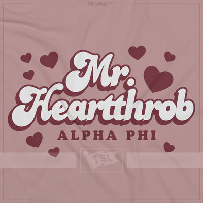 Mr. Heartthrob