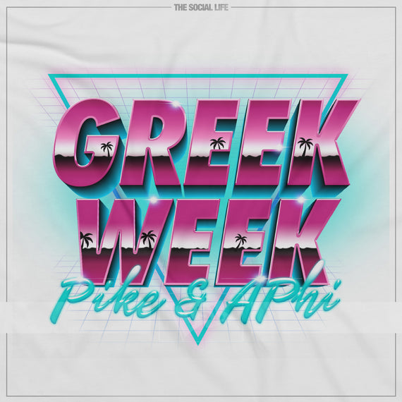 80s Greek Week
