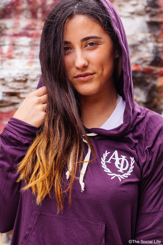 APhi Hooded Pullover