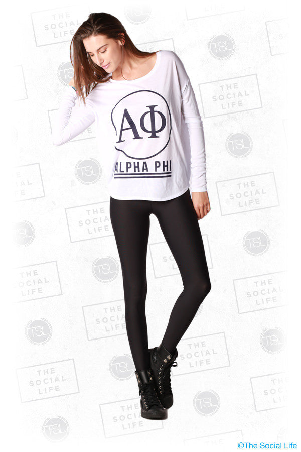 Athletics Flowy Longsleeve