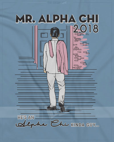 Mr Alpha Chi Guy