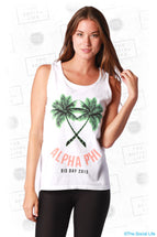 APhi Crossed Palms Tank