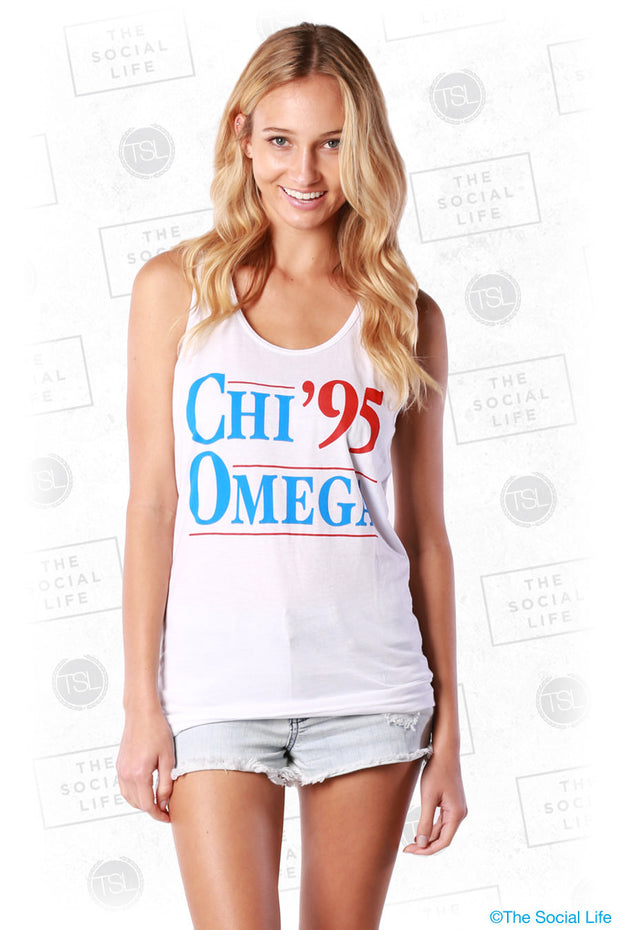 Presidential Campaign Tank