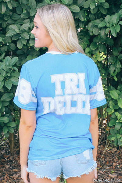 Tri Delta Established Jersey Tee