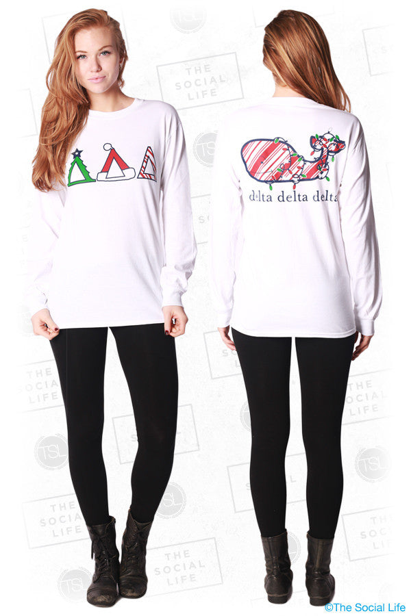 TriDelt Holiday Long Sleeve