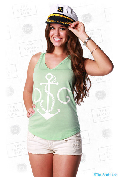 Sailor Anchor Tank