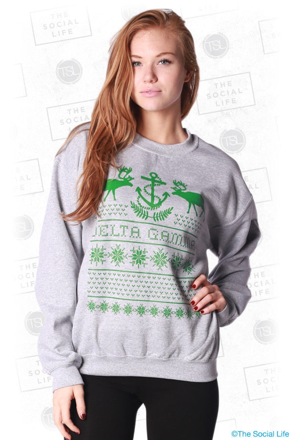 Christmas Crewneck Sweater
