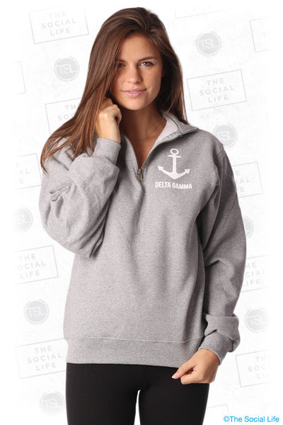 Anchor 1/4 Zip