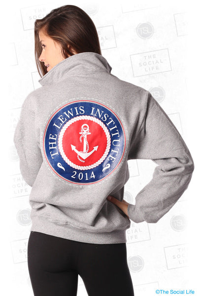 Lewis Anchor 1/4 Zip