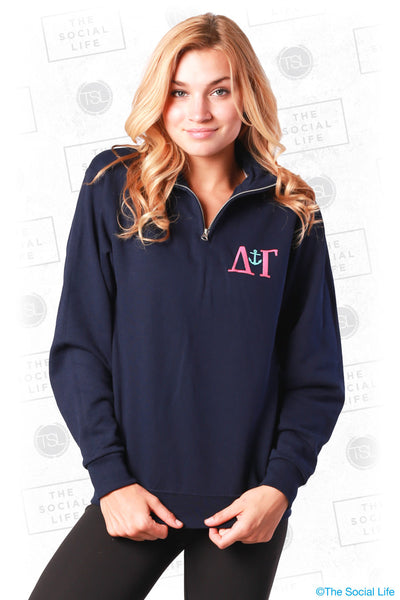 DG Anchor Quarter Zip