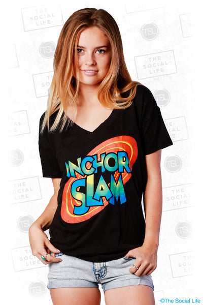 Space Jam Anchor Slam Tee