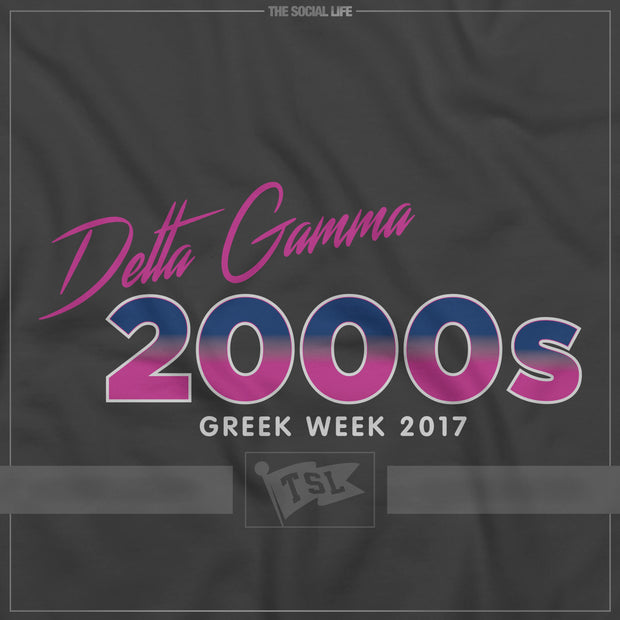 Retro Greek Week