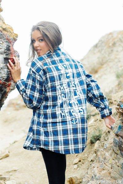 Sail with the Best Flannel