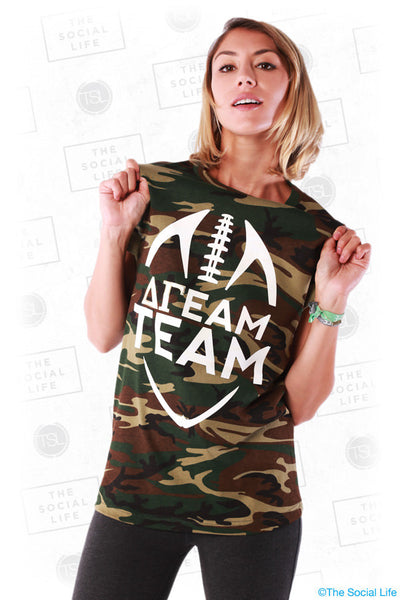 Camo Dream Team Tee