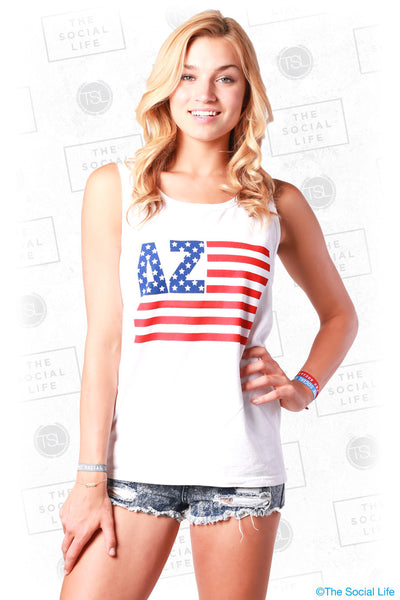 DZ Stars and Stripes Tank