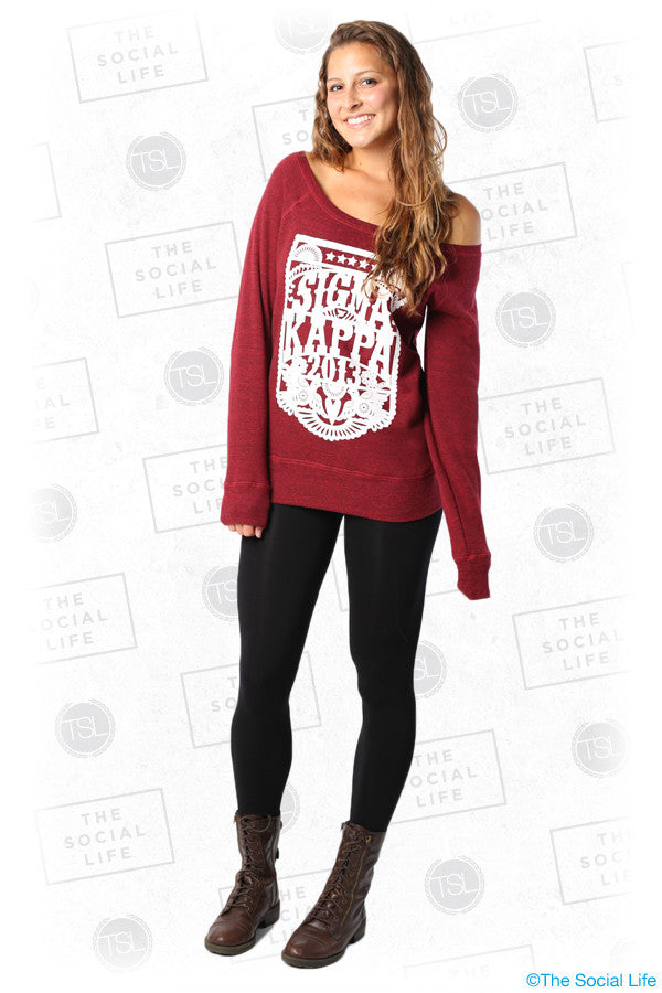 Cut Out Dove Pullover