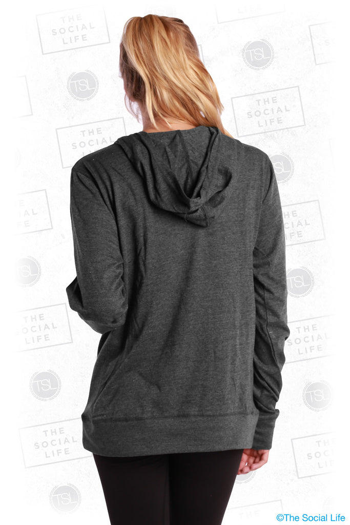 Hooded Pullover Tee