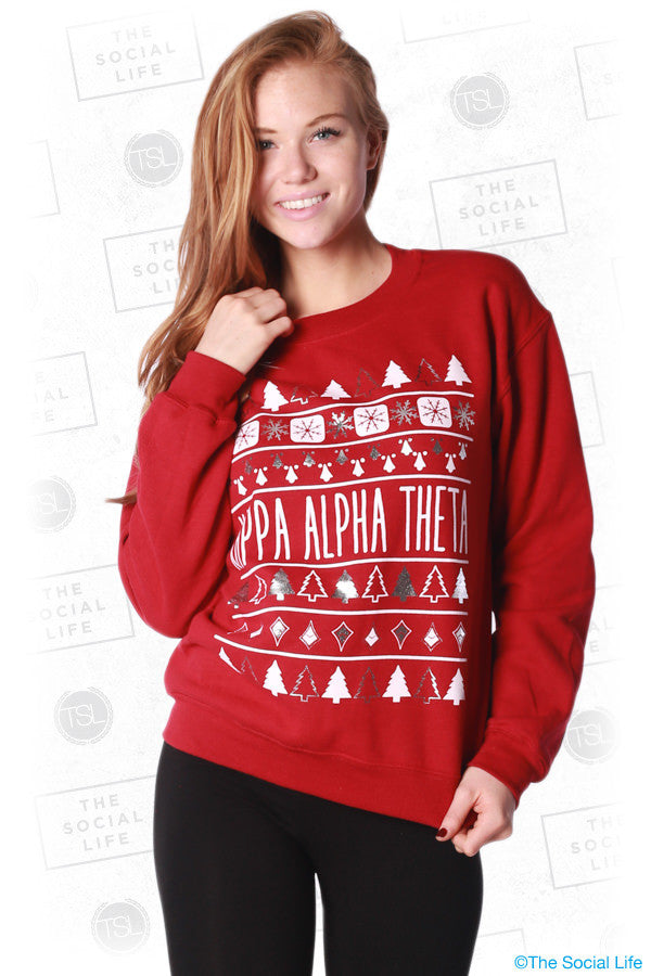 Crewneck Christmas Sweater