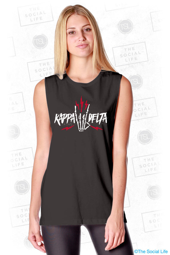Kappa Delta Rock On Tank
