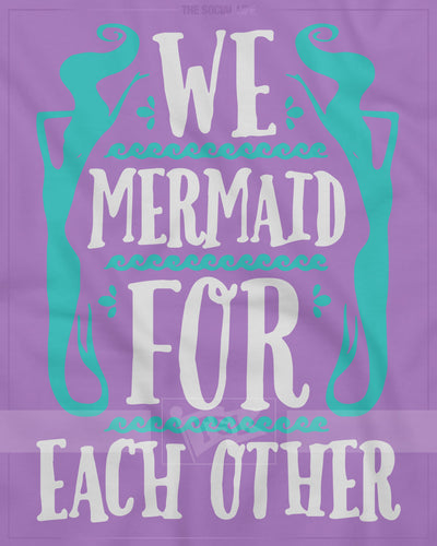 Mermaid for Each Other