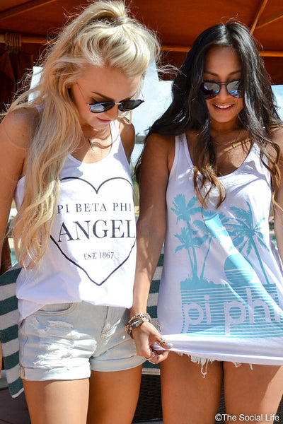 Pi Beta Phi Angel Love Tank