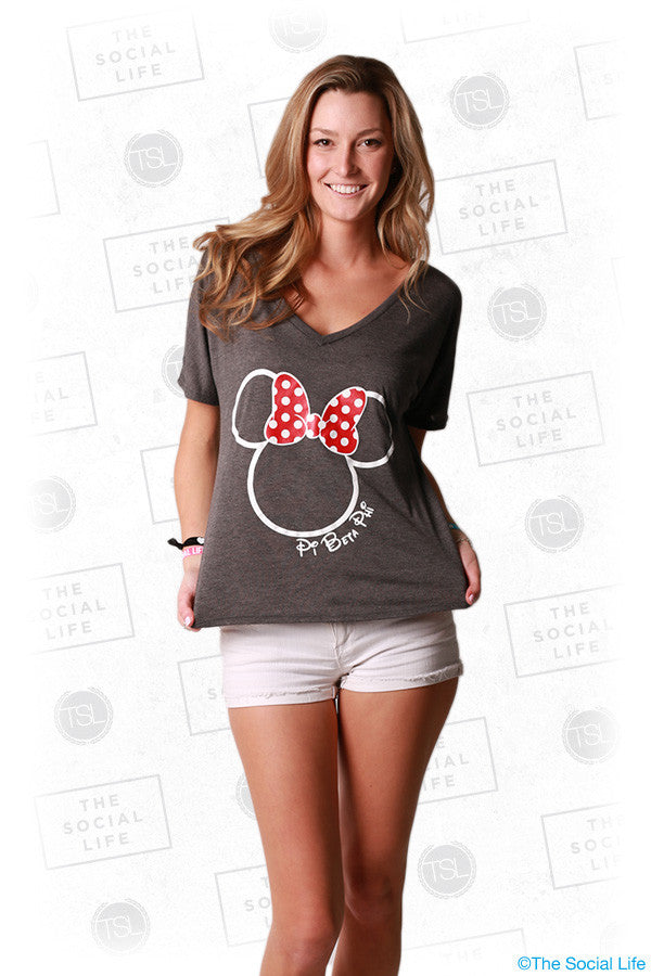 Pi Phi Minnie Mouse