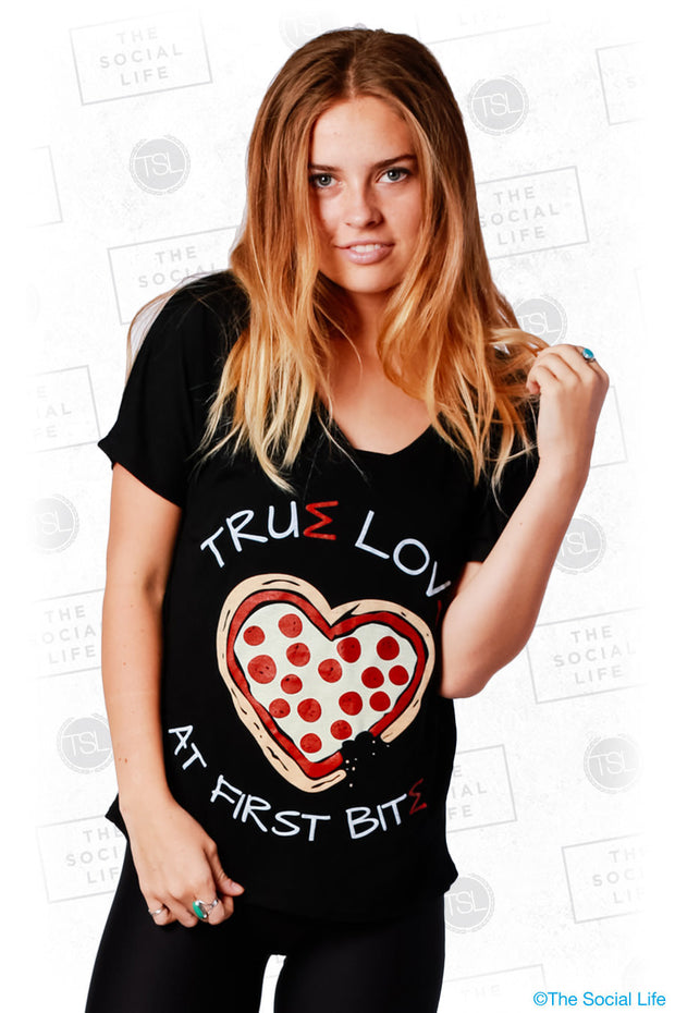 Tri Sigma Love At First Bite Tee