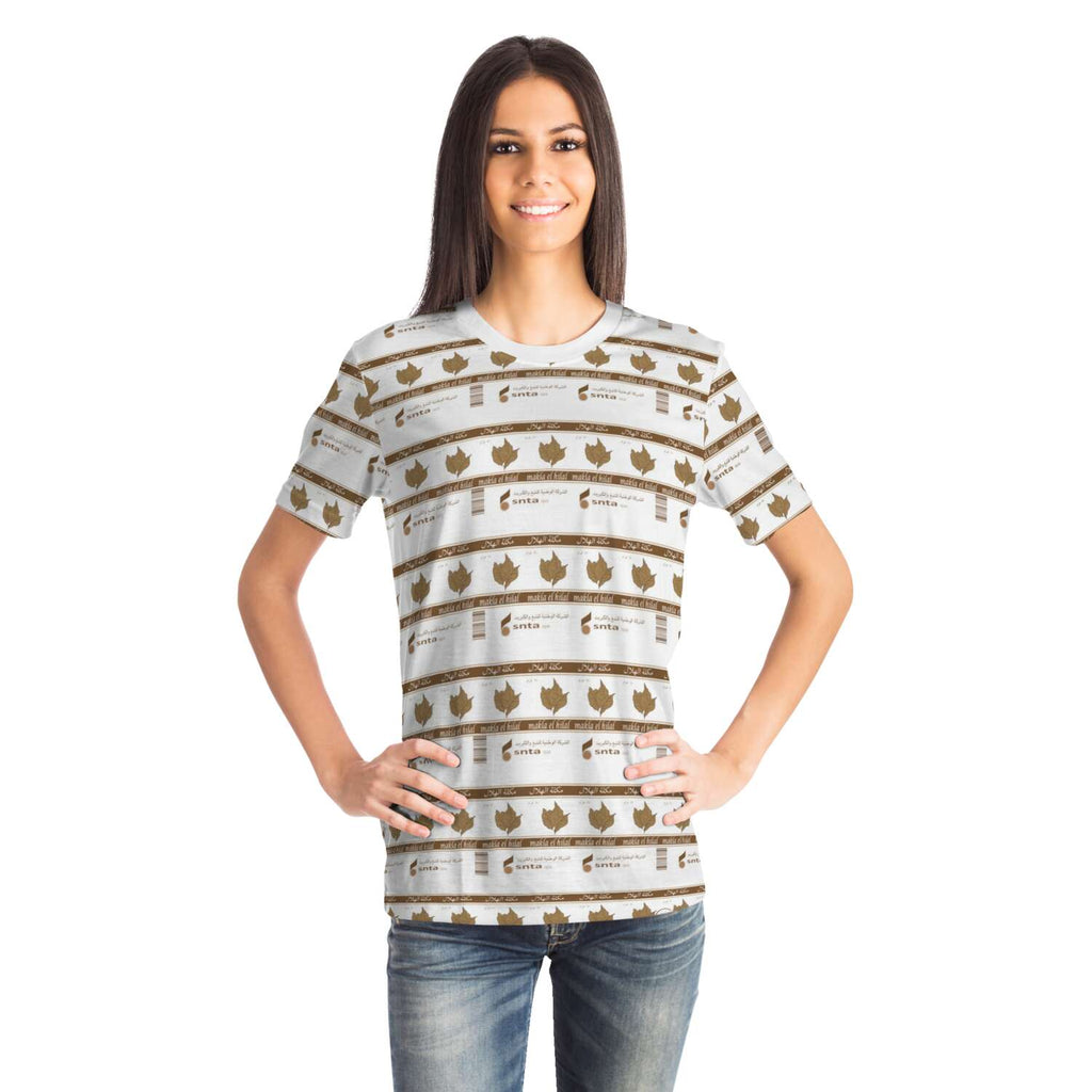 Chemma all-over T-Shirt femme