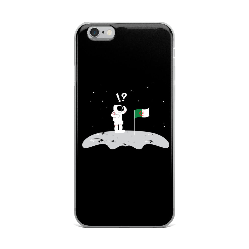 DZ Lune coque iPhone