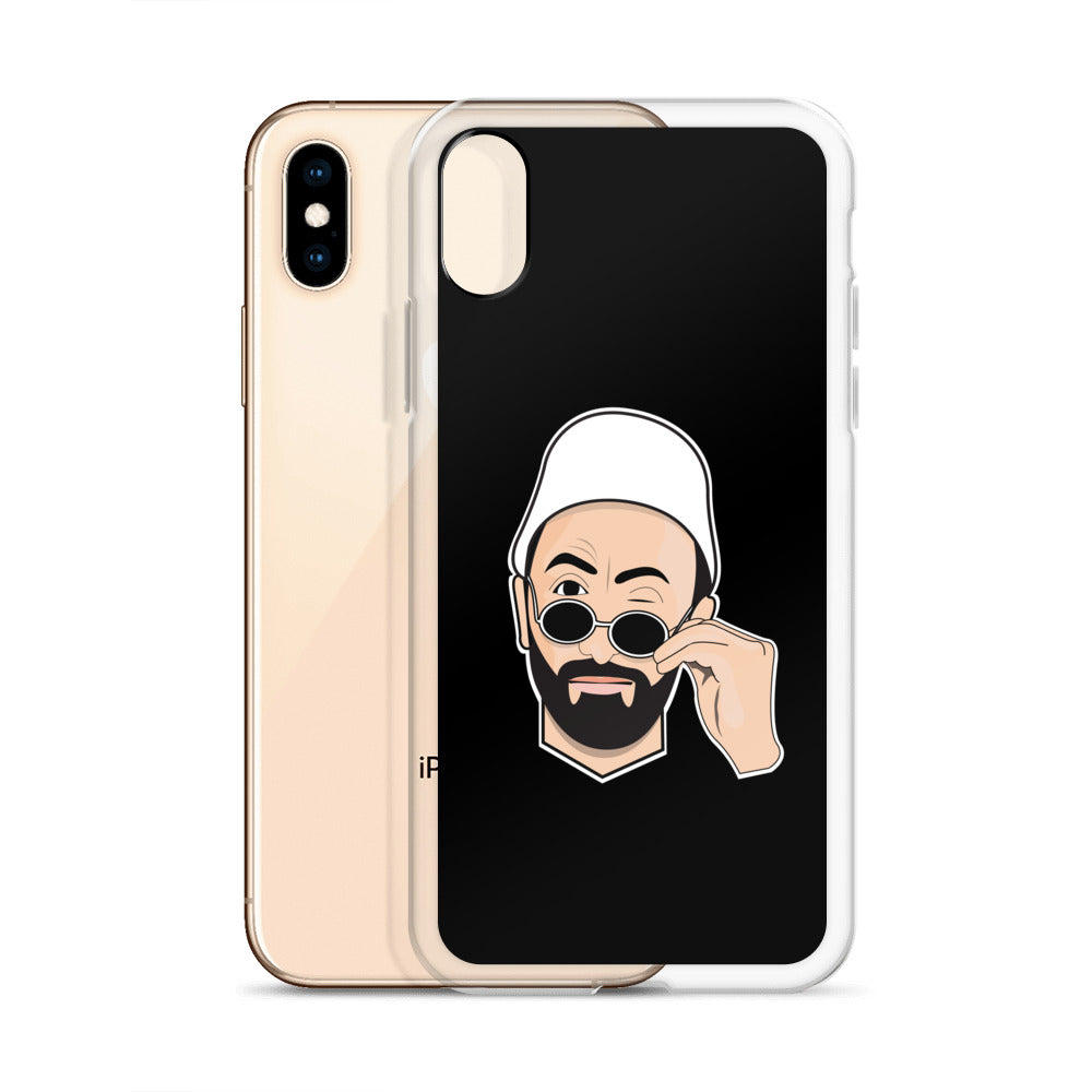 Athmane Ariouet coque iPhone
