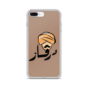 Derguez coque iPhone