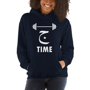Gym Time Sweat femme coton