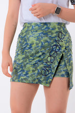 Load image into Gallery viewer, LOGOMANIA Classic Camo Printed Wrap Skort