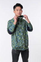 Load image into Gallery viewer, LOGOMANIA Classic Camo Printed Jacket