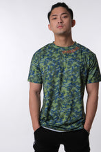 Load image into Gallery viewer, LOGOMANIA Classic Camo Short Sleeve Tee