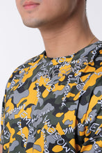 Load image into Gallery viewer, LOGOMANIA Contemporary Camo Short Sleeve Tee