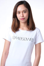 Load image into Gallery viewer, SIGNATURE LIGHT WHITE SHORT SLEEVE TEE