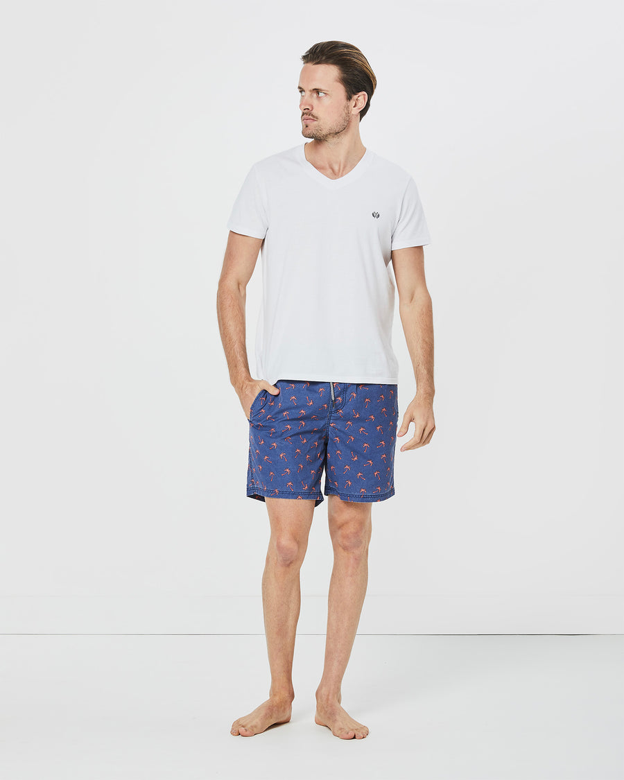 Small Palm Board Shorts