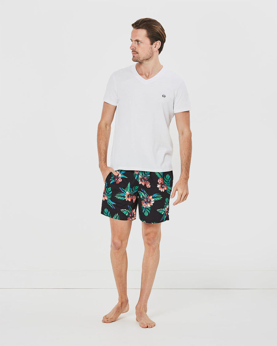 Bright Mod Board Shorts