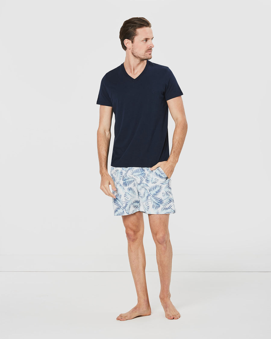 Beachside Fern Weekender Short