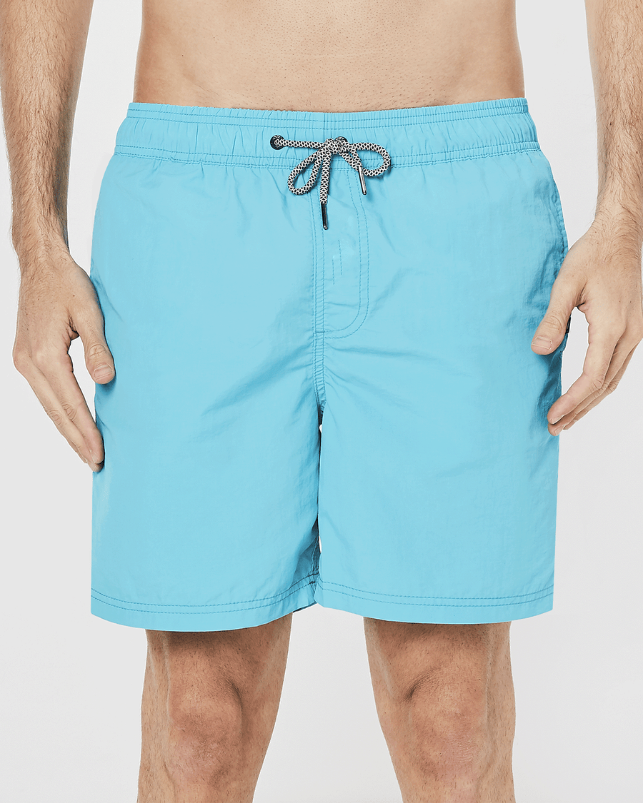 Basic Board Shorts in Capri