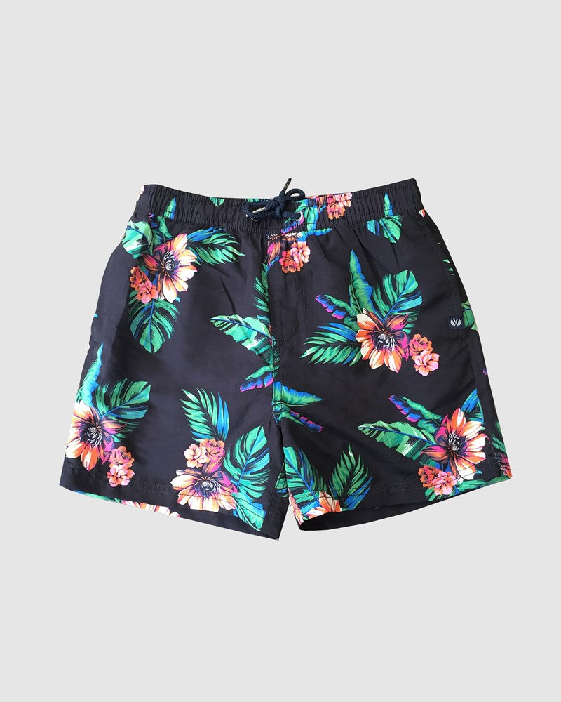 Boys Bright Mod Board Short
