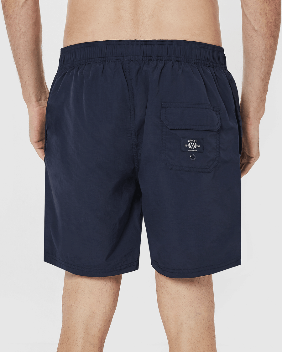 Basic Board Shorts in Navy