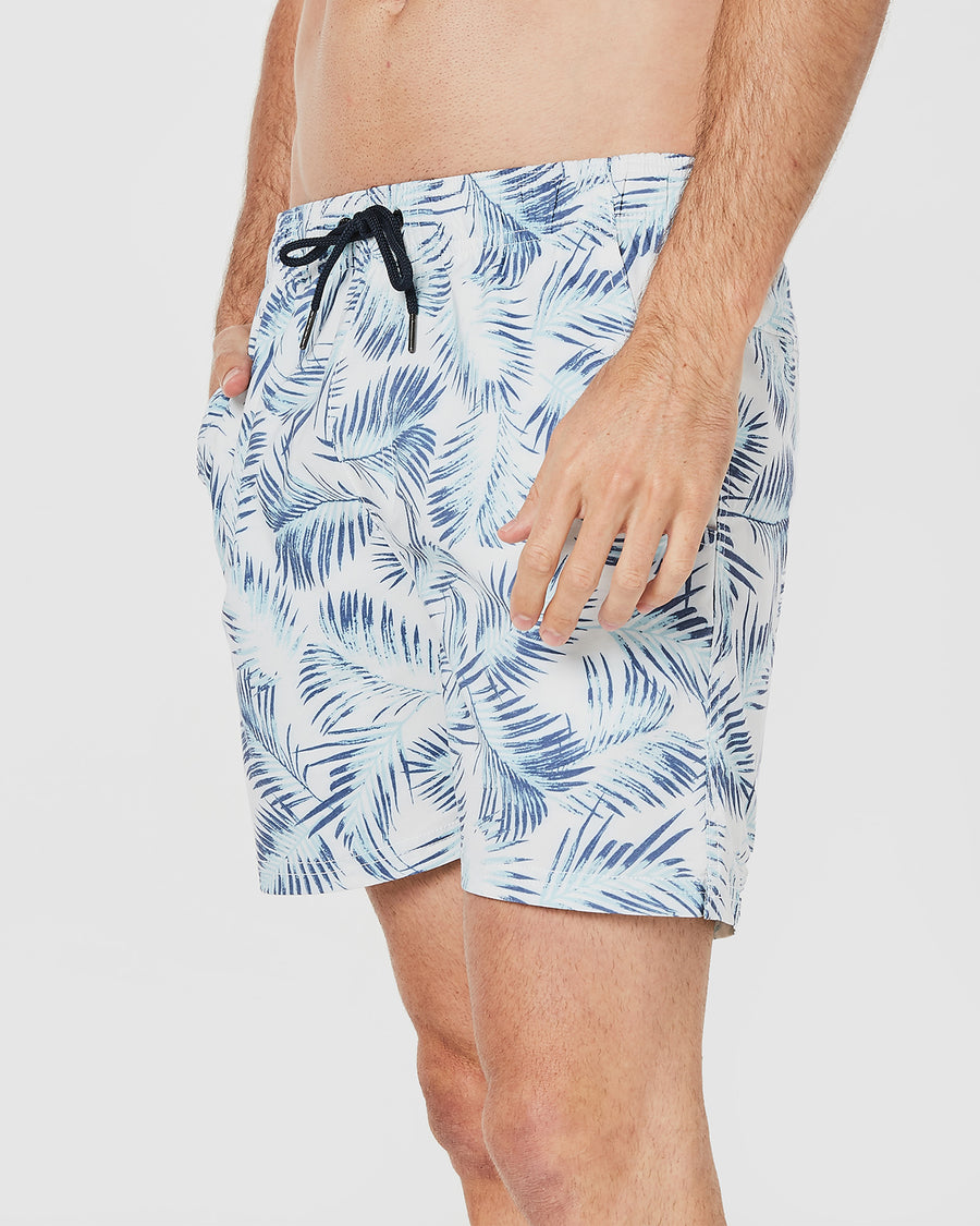 Beachside Fern Weekender Shorts