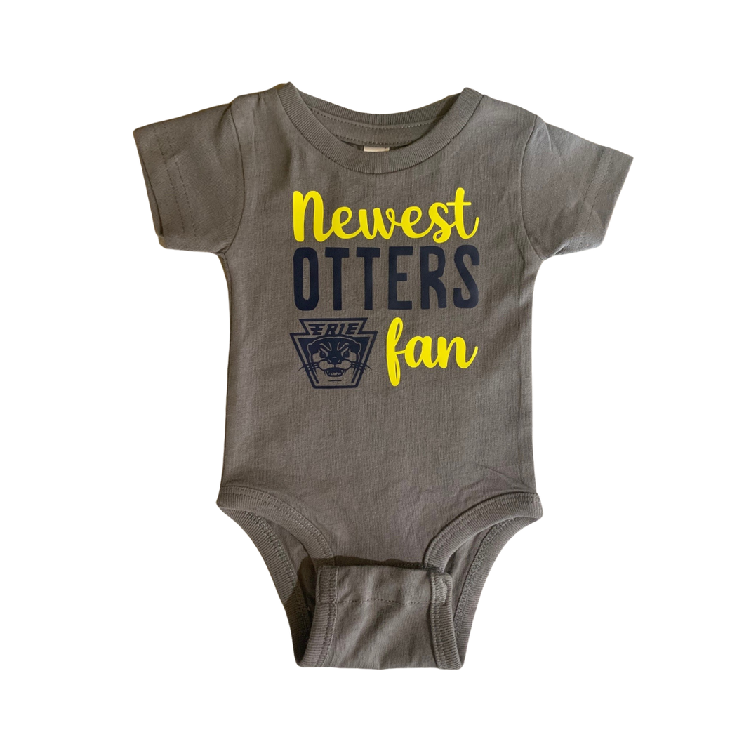 Newest Fan Onesie