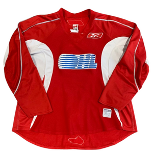 Red OHL Practice Jersey