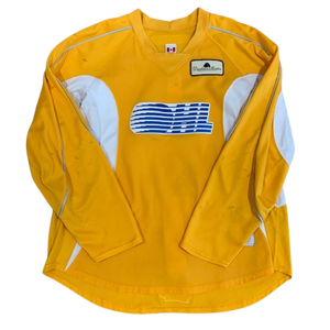 Yellow OHL Practice Jersey