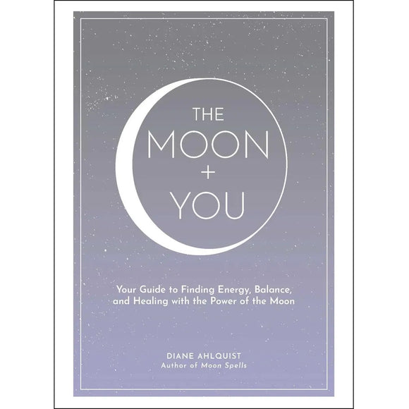 The Moon and You Book